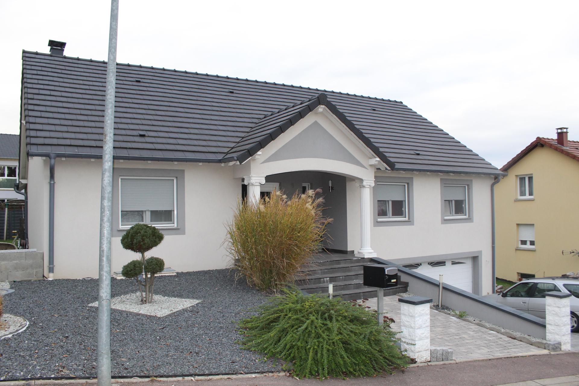 Vente bousbach maison individuelle for Vente maison individuelle rombas